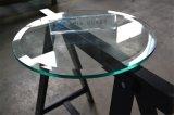 China 8mm 10mm 12mm de tamanho personalizado Float Esg temperado vidro utilizado para Wholesales tampo da mesa de jantar