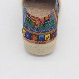 La más nueva lona de los zapatos ocasionales del ocio del diseño