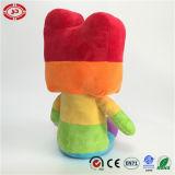 Brinquedo enchido do urso da peluche do luxuoso do costume do projeto algodão 100% novo