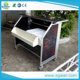 Truss Bar, Bar Counter Design, Mobile Bar Counter with Cover