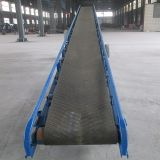 Mini Grain Cereal Mobile Belt Conveyor da vendere