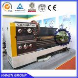 CS6250bx1000 de Universele Machine van de Draaibank, Horizontale het Draaien van het Bed van het Hiaat Machine