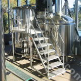 7bblオーストラリアの販売のための商業用ビール醸造システム