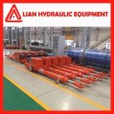 油圧オイルの加工産業のための油圧プランジャシリンダー