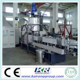 Пластмасса PVC/ABS рециркулируя непрерывные роторные машины штрангя-прессовани