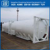 Криогенная Резервуар для хранения ISO Танк