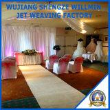 Wedding Decoration Organza cetim cadeiras de cadeira