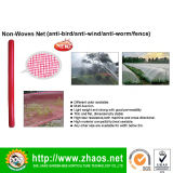 PE Material Round Wire Mosquito Net (55GSM)