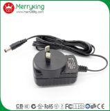 AC DC Regulado 24VDC 500mA adaptador de corriente para Au