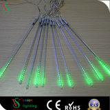 60cm 12V LED 유성우 관 빛 LED 유성 비 빛