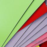 Лист пены PP, лист HDPE с белым, черным, зеленым цветом