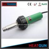 230V 1600W PP PE PVC Wärmeschweißpistole für Wooding