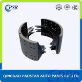 Non l'amiante chariot Auto Parts patin de frein à disque