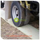 100% reciclado de HDPE tapetes estrada temporário para a América Latina