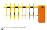 Heavy Duty automatique droites Barrière de flèche automatique de haute qualité