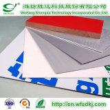 アルミニウムプラスチックボードまたは曇らされたボードのためのPE/PVC/Pet/BOPP/PPの保護フィルム