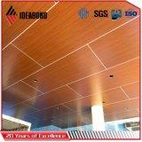 Ideabond新しいデザイン木の質のアルミニウム複合材料(AE-304)