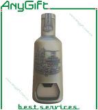 Сплав цинка умирает консервооткрыватель бутылки Cating с магнитом