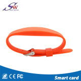 Wristband di MIFARE 1K S50 13.56MHz RFID