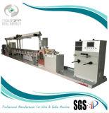 Isolierungs-Kabel-Plastikstrangpresßling-Maschinerie