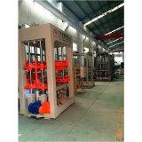 Pavimentadoras concretas del cemento hydráulico que enclavijan la máquina de fabricación de ladrillo