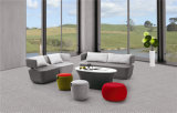 Mobiliário de escritório confortável sofá de corte transversal para a área de espera pública (KUDI)