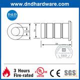 Забастовка доказательства пыли вспомогательного оборудования двери нержавеющей стали для деревянных дверей (DDDP002)