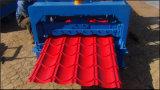機械を形作る新しい設計されていた電流を通された828の金属のパネルロール