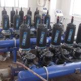 """"""" tipo sistema automático de T 3 de la filtración del disco de la turbulencia para la irrigación por goteo"""