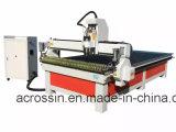 Router 1325 di CNC di falegnameria con l'unità rotativa per l'incisione della cucina, piedini, muffa