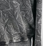 Цветок Hoodie человека способа в взрослый одежде для кардиганов