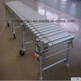 Trasportatore ritrattabile elettrico registrabile di velocità/trasportatore flessibile