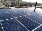 標準サイズの太陽電池パネル250W