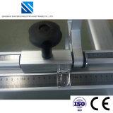Machines à bois de haute qualité de précision Table coulissante vu