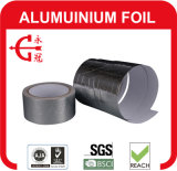 Cinta del conducto del papel de aluminio (reforzada/con el acoplamiento de la fibra de vidrio)