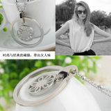 Mode Bijoux Bijoux en acier inoxydable collier pendentif (HDX1061)