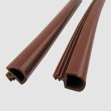 Tipo flessibile striscia di legno della scanalatura del PVC di sigillamento del portello