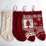 Chaussettes neuves de pied de mode de filles de modèle pour des cadeaux de Noël