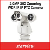 Kamera 2.0MP 30X laut summende Netz IP-WDR IR PTZ IP67