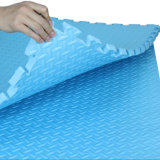 高品質のエヴァの寝室のプラスチックはホームのための床のマットをからかう