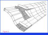Gabion Reno Mattress (GRM-1002683) 3mx1mx0.5m