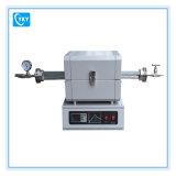 mini forno a camera orizzontale di vuoto a temperatura elevata 1200c per il sistema di CVD