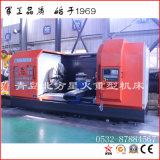 Torno cheio do CNC do protetor do metal para a hélice de giro do estaleiro (CK61125)