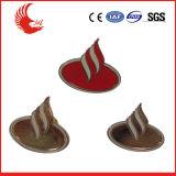 Выдвиженческий подгонянный значок обеспеченностью легирующего металла цинка
