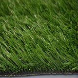 S la forma de alfombra de césped artificial para paisaje