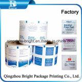 Impresos personalizados de farmacéuticos de papel de aluminio