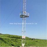 15m (49pieds) de haut mât mât de l'antenne d'éclairage Tour de Communication