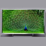Fabricante de televisão 32/42/48/55/65 polegada populares Ceia Smart TV LED fino