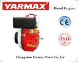 Yarmax 190F du moteur diesel refroidi par air