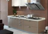 Gabinete de cozinha pequeno para a HOME